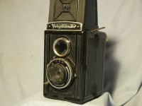 '         BRILLIANT ' Voigtlander Brilliant Vintage TLR Camera £24.99